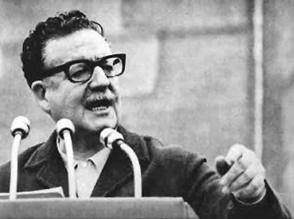 L'ombre d'Allende vit encore à la Moneda…