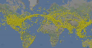 Jusqu'où ira l'augmentation du trafic aérien ?