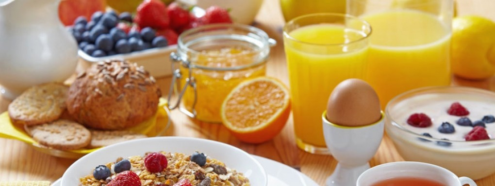 Un petit-déjeuner mal digéré