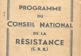 «Les jours heureux du CNR» ont eux-aussi 75 ans