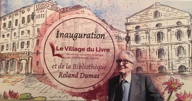 Dumas le mousquetaire du livre en son village