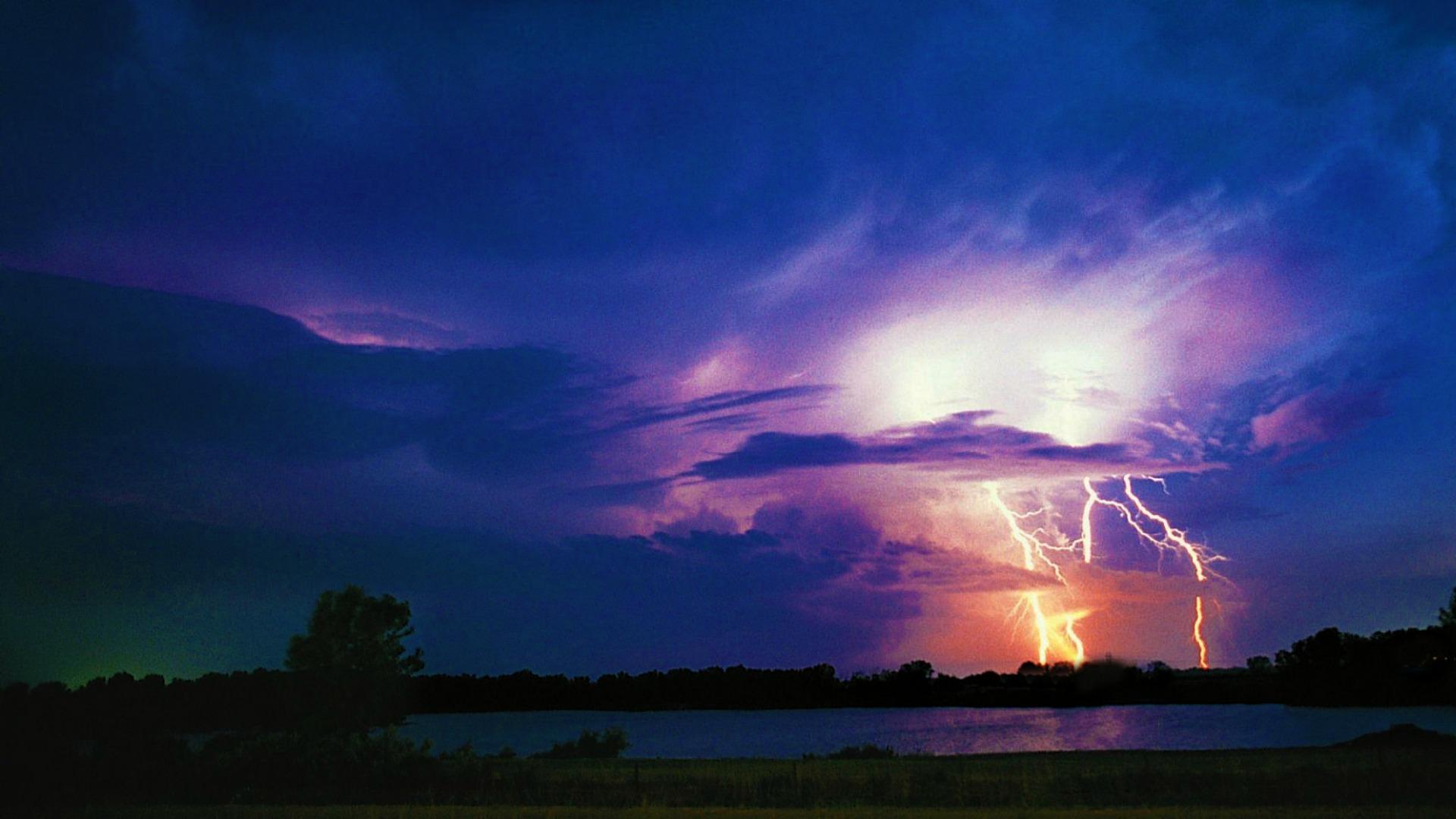 L'orage, un son et lumière du tonnerre