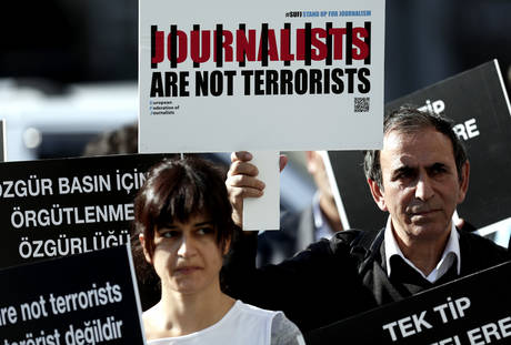 La Turquie file en toute impunité vers la dictature