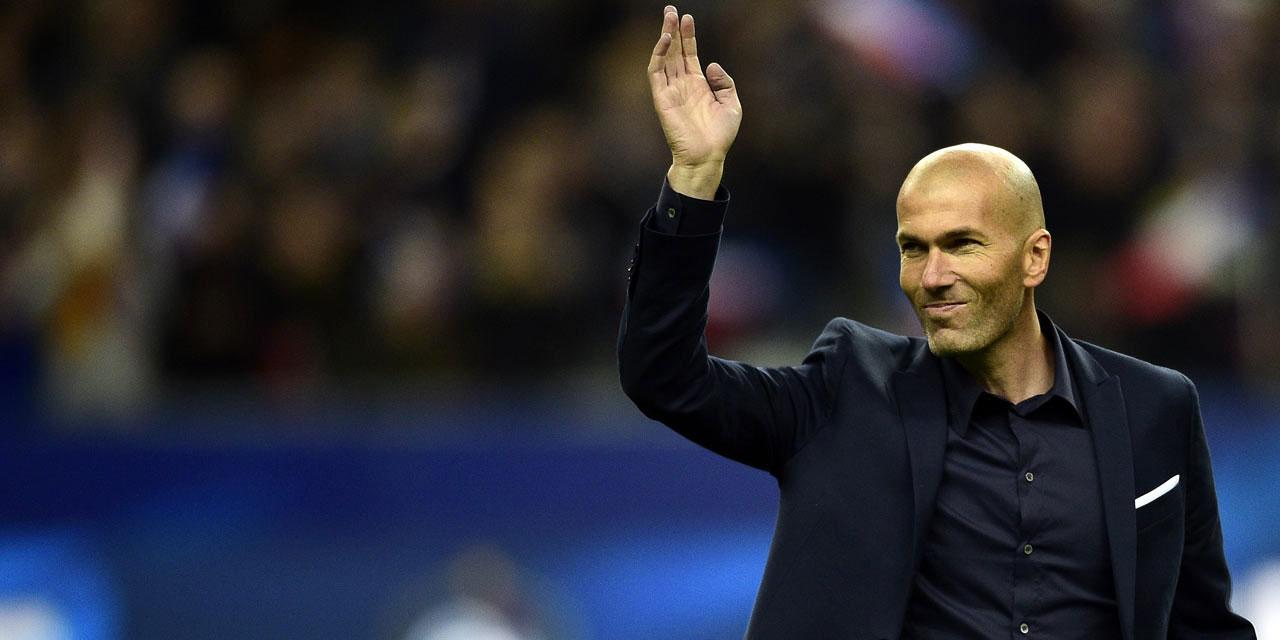 Une révérence lucide signée du «Z» de Zidane