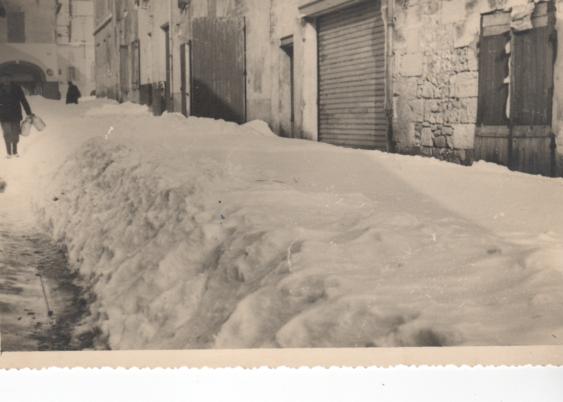 1956 : quand la neige accorde des vacances imprévues