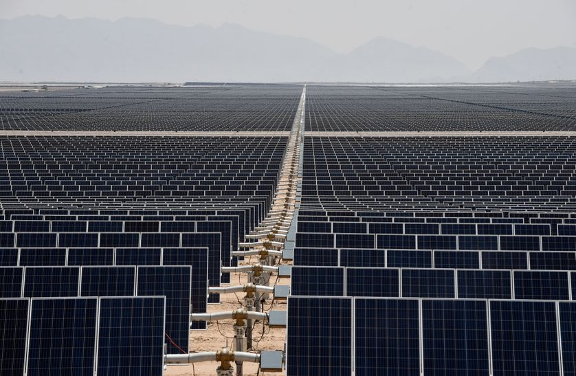 Le vert manque d'énergie renouvelable fiable