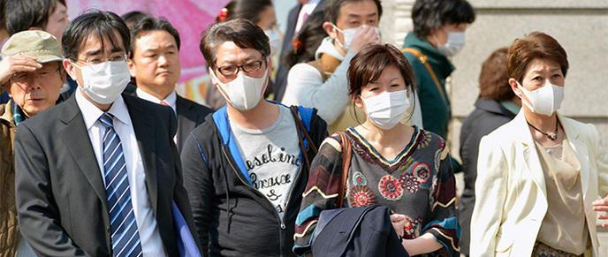 Bas les masques voici le «connaud…ravirus»
