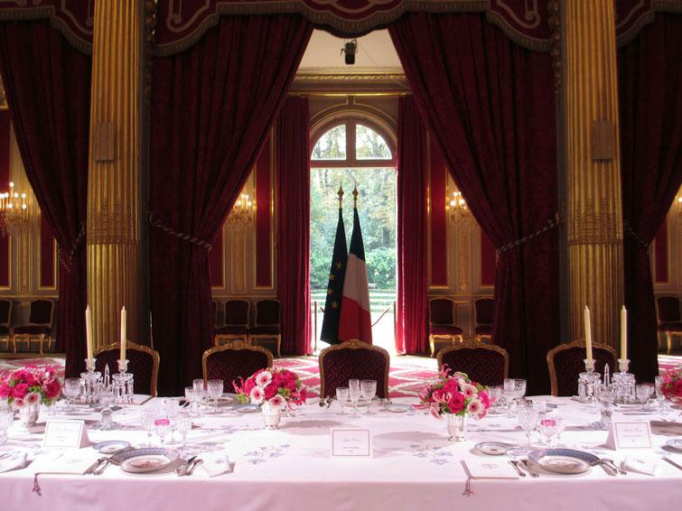 Paris par le menu (4) : les coulisses du «Château»