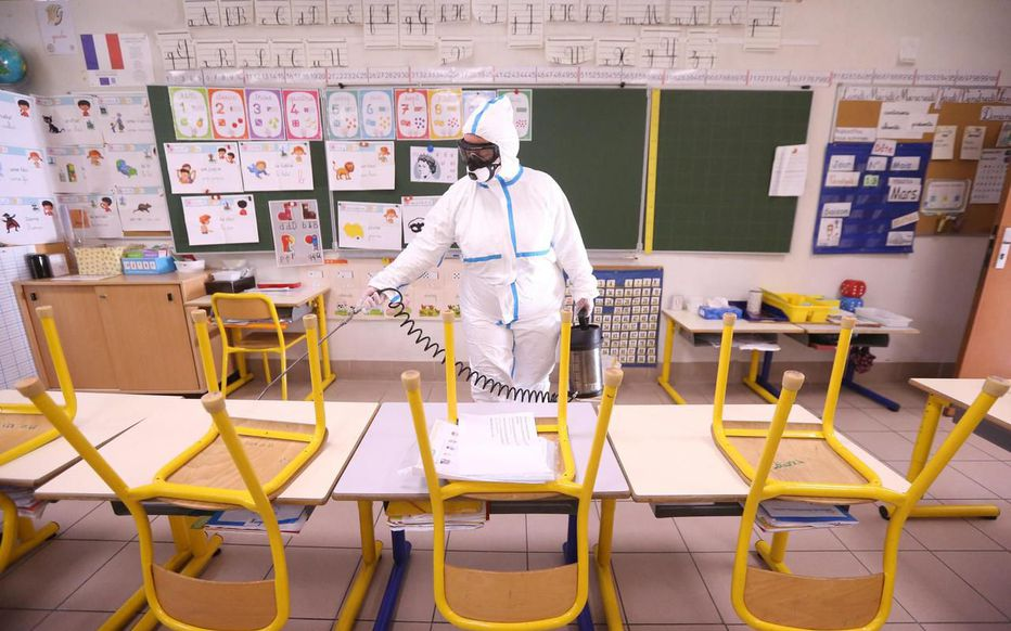 Déconfinavirus (3) : la grande classe