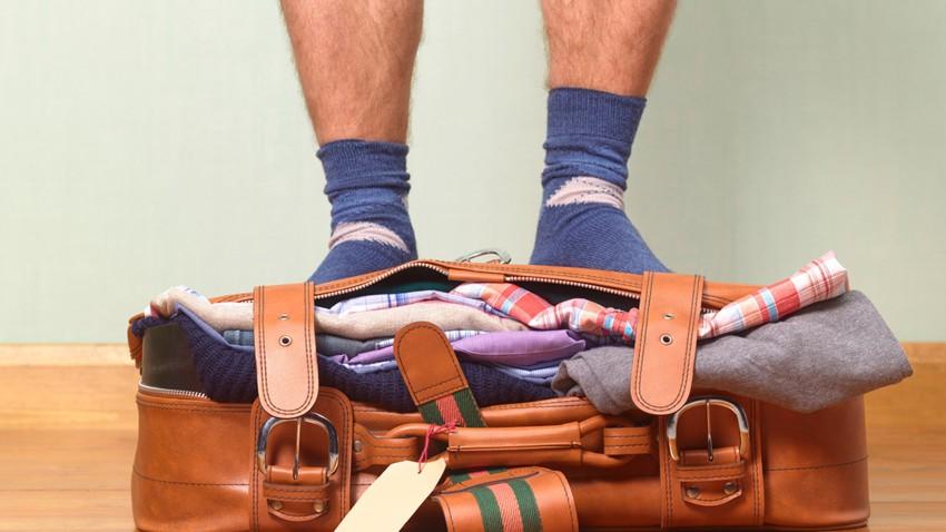 Les aventures de Choupinet (14) : «Fais les valises !»