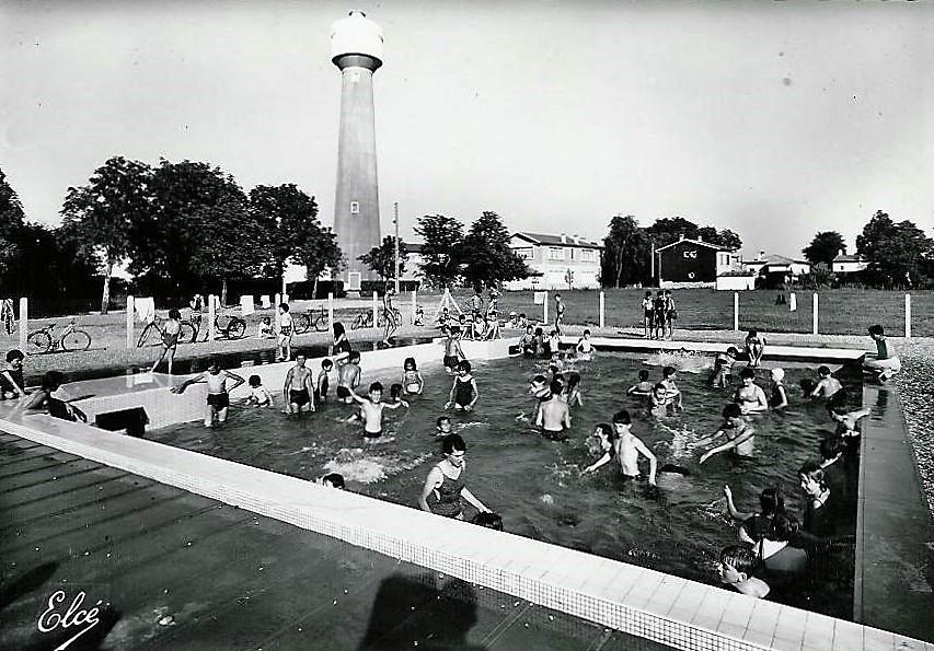 Pastilles d'été (2) : la piscine ouvre