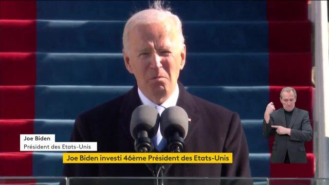Le précieux silence du sermon démocratique de l'oncle Joe