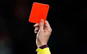 Un «tacle» qui mérite un vrai carton rouge