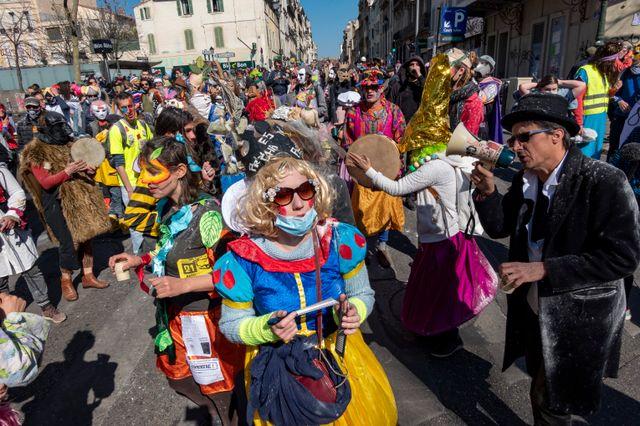Carnaval a toujours constitué une soupape de sécurité