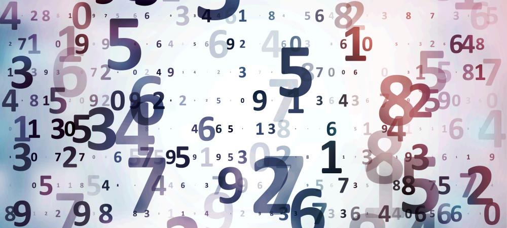 Quitter le monde des chiffres et des nombres