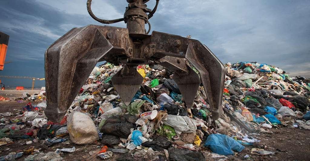 Les déchets ne sont plus de compétence départementale…