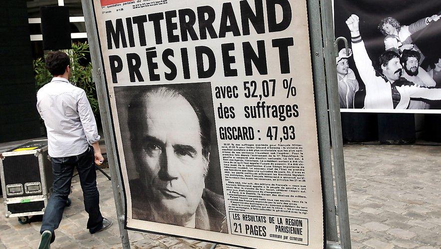 Mitterrand m'a ouvert une fenêtre sur l'avenir