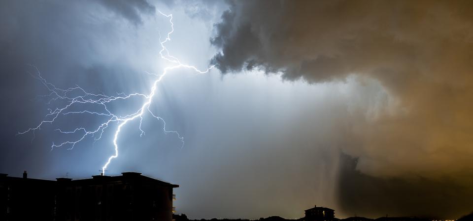 L'orage est le plus grandiose des spectacles naturels