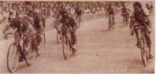 1948 : Bartali, Bobet, Lapébie… font un Tour à Créon