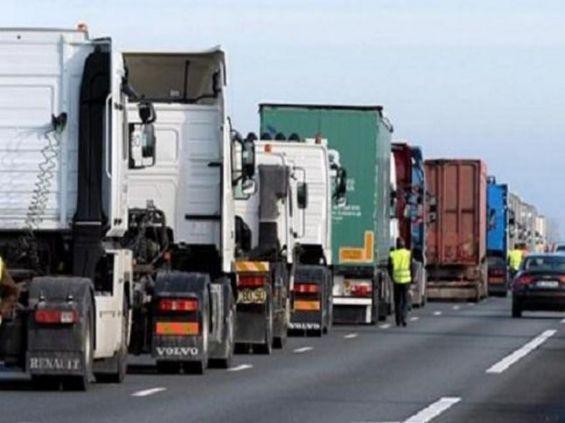 Chauffeur sur les routes incertaines de l'Europe